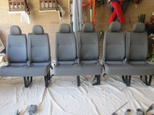 EBay pic of seats