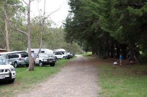 Queen Mary Falls Caravan Park