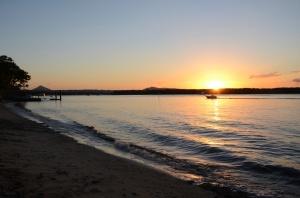 Campervan Converts - Noosa sunset
