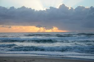 Campervan Converts - Sunshine Beach sunrise