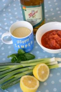 Campervan Converts - campervan food, couscous