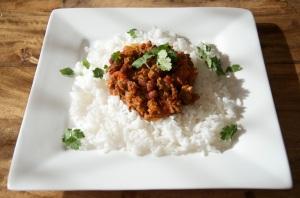Campervan Converts - campervan food, chilli con carne