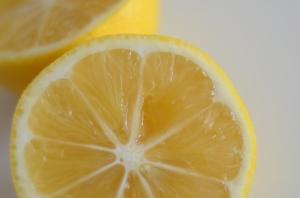 Campervan Converts - campervan food, lemons