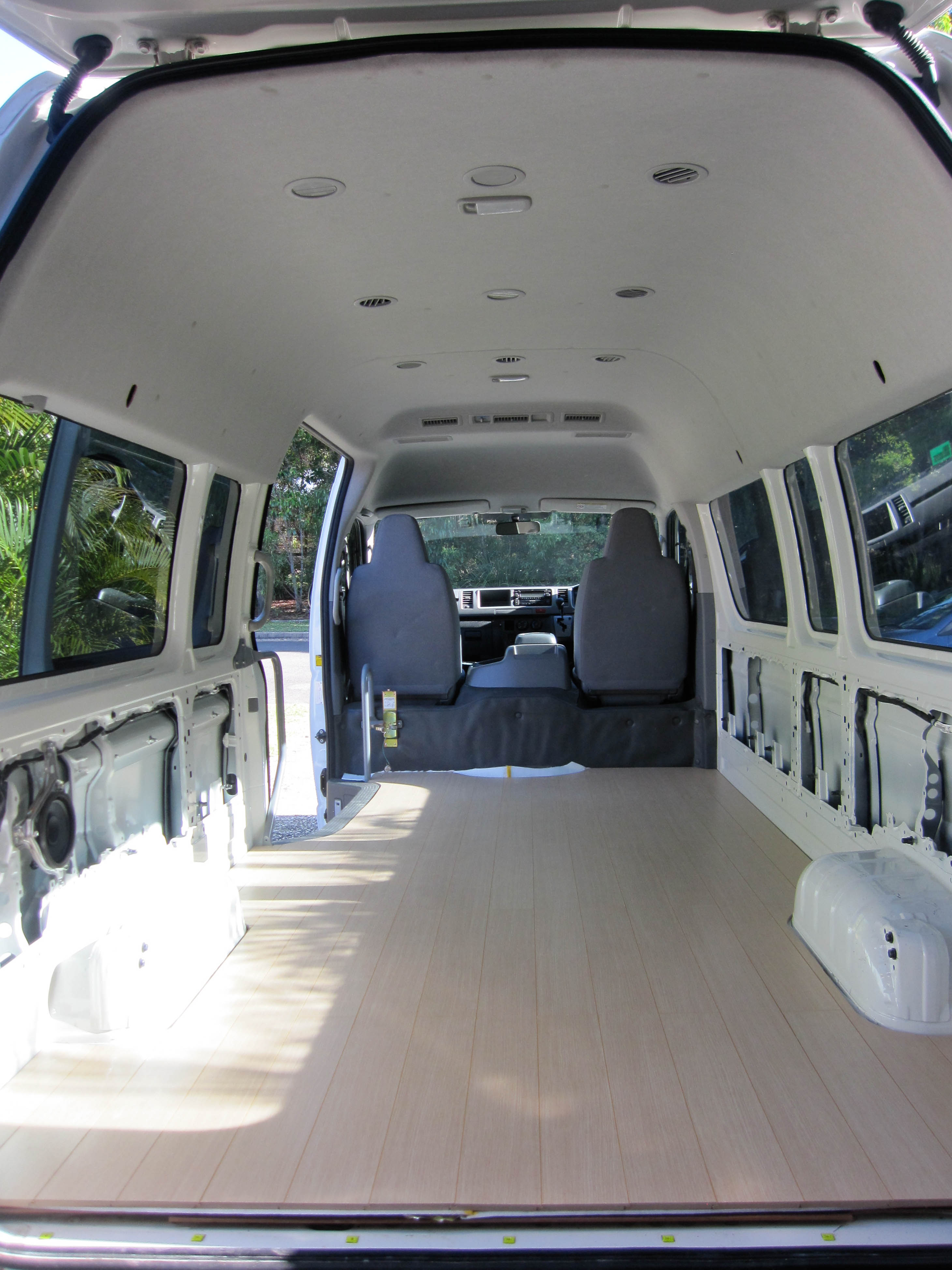 Building a diy campervan | The Campervan Converts